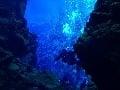 Štrbina Silfra, Island