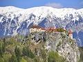 Hrad Bled, Bled, Slovinsko