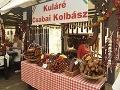 Čabiansky klobásový festival, Maďarsko