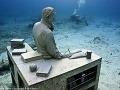 Stratený korešpondent, Múzeum podmorského