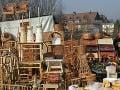 Na trhu, Nowy Targ,