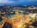 Vianočné trhy v Hamburgu,
