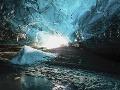 Jaskyňa Vatnajokull, Island