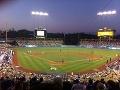 Bejzbalový štadión Dodger Stadium,