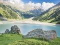 Veľké jazero Almaty ,