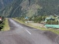Lukla Airport, Nepál