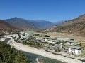 Letisko Paro, Bután
