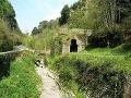 Údolie mlynov, Taliansko