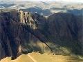 Pristávacia dráha Matekane, Lesotho