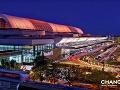 Letisko Singapur- Changi (Singapur)