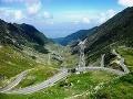 Transfagaran, Transylvánia, Rumunsko