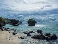 Mariánske ostrovy, Tichý oceán