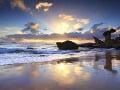 Pláž pri Noraville, Austrália