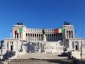 Vittorio Emmanuel II., Rím,