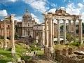 Forum Romanum, Rím, Taliansko