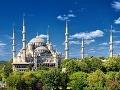 Modrá mešita , Turecko