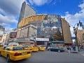 Madison Square Garden je