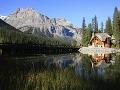Národný park Yoho, Kanada