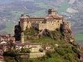 Hrad Bardi, Taliansko