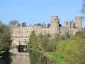 Hrad Warwick, Veľká Británia