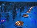Kakslauttanen, Laponsko