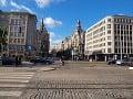 Diamantová ulička, Antverpy, Belgicko