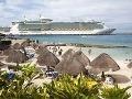 Ostrov Cozumel nie je