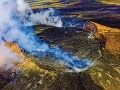 Vulkanický národný park Havajské