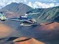 Lety nad vulkánmi sú