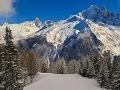 Chamonix, Francúzsko
