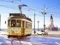 Električka, Lisabon, Portugalsko