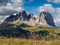 Sassolungo, Dolomity