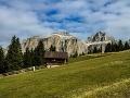 Sass Pordoi, Dolomity