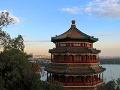 Veža budhistickej veže v