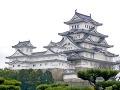 Stredoveký japonský hrad Himedži