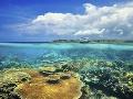 Ostrov Gili Meno, Indonézia