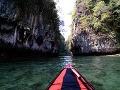 Zátoka Phang-Nga, Thajsko