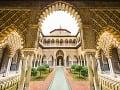 Alcázar je najstarší európsky