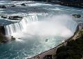 Kanadská časť Niagarských vodopádov