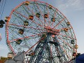 Wonder Wheel, New York,