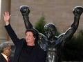 SKLAMANIE: Rockyho socha, Philadelhpia
