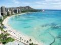 SKLAMANIE: Pláž Waikiki, Havaj
