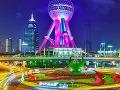 K panoráme Šanghaja patrí