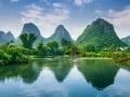 Počas cesty po Číne
