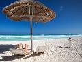 Pláže na Kube jedným