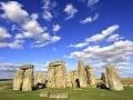 3. Stonehenge v anglickom