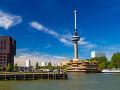 Rotterdam, najväčší európsky prístav