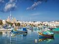 Pohľad na mesto Valetta