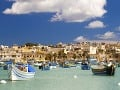 Pokojné popoludnie na Malte