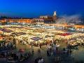 Trhy v Marakéši